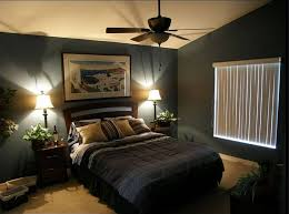 bedroom paint colors with dark brown furniture blue curtain grey