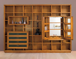 Wood Bookshelves Design by Living Room Best Incridible Modern Bookcase Wall Units Creative