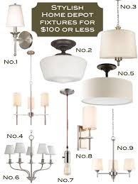 home depot interior light fixtures fancy light fixture home depot design that will make you