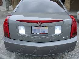 cadillac cts lights 2006 cadillac cts with fancy 3156 led backup lights