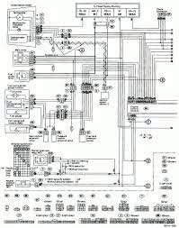 subaru legacy wiring diagram subaru wiring diagrams instruction