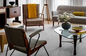 mid modern century furniture brazilian midcentury modern furniture a sexier take on eames wsj