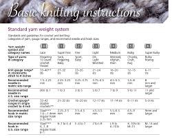 crochet hook sizes conversion chart in metric old uk us and