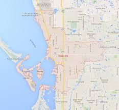 Key Largo Florida Map by Sarasota Florida Map