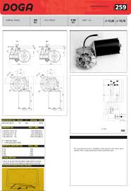 doga wiper motor wiring diagram doga wiring diagrams collection