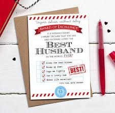 card for husband best husband card by eskimo designs notonthehighstreet