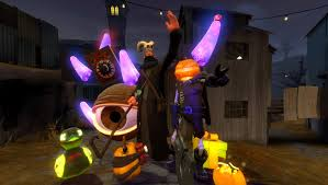 degroot keep halloween event team fortress 2 maps control tf2