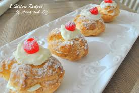 italian cream puffs for st joseph u0027s day 2 sisters recipes by