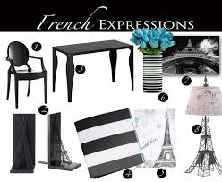 french expressions u2013 parisian themed home office