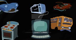 What Year Was The Brave Little Toaster Made Brave Little Toaster Characters By Chromocidal Rainbows On Deviantart