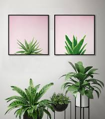 houseplant art for the home wild apple