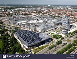 bmw bavarian motors bmw plant complex with bmw bmw high rise building bmw
