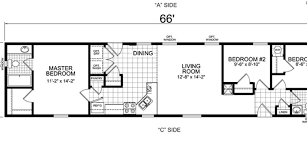 Mobile Home Floor Plans Single Wide 28 Best Photo Of 18 Wide Mobile Home Floor Plans Ideas Kelsey