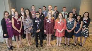 spirit halloween rockford il future rock river valley leaders honored with young american