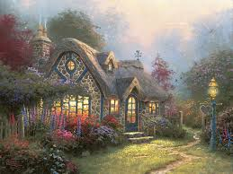 candlelight cottage the kinkade company