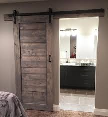 barn door ideas for bathroom diy sliding barn door stairs pantry with diy sliding barn