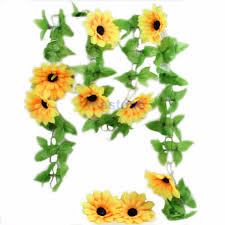 compare prices on sunflower garland online shopping buy low price