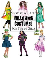 spooky u0026 cute halloween costumes tween girls love wear