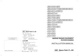 nke2632 solid state s band marine radar user manual installation