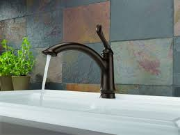 delta kitchen faucets bronze kitchen beautiful rubbed bronze kitchen faucet modern
