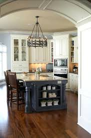 Painted Kitchen Islands Colored Kitchen Islands Folrana