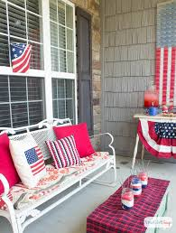 patriotic decor patriotic fourth of july party ideas atta girl says