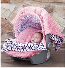 Pink Car Seat Canopy by The Whole Caboodle Carseat Canopy Baby Car Seat Cover 5 Pc Set New