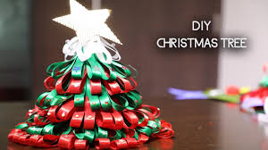 Interior Decoration With Waste Material by Diy Christmas Tree Useful Crafts With Waste Material Krafts
