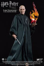 Lord Voldemort Halloween Costume Potter Master Series Action Figure 1 8 Lord Voldemort Flash