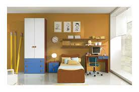 chambre a enfant chambre à coucher complète enfant modèle léo