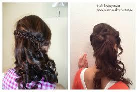 Frisuren Mittellange Haare Hochstecken by Frisuren Mittellanges Haar Hochstecken Wir Tips Dan Cara