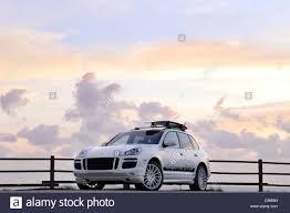 Porsche Cayenne White - porsche cayenne gts white surfboard driving lifestyle sunset