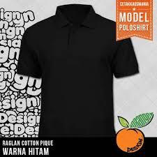 desain baju kaos hitam polos harga kaos polos grosir murah bahan berkualitas 100 cotton combat