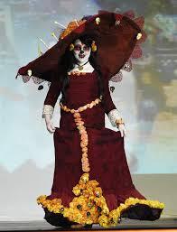 la muerte costume comic con masquerade costume competition in pictures the national
