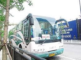 How To Bus Tables Shanghai Airport Shuttle Bus To Nearby Cities Schedule Fare