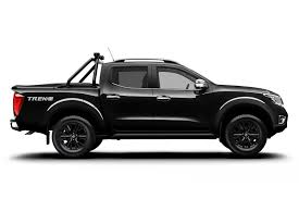 black nissan nissan navara trek 1 limited edition now on sale parkers