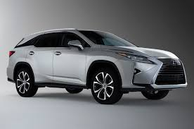lexus is300 2018 2018 lexus rx l first look more space for the clan motor trend