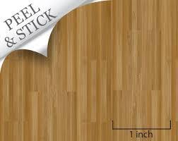 1 48 peel and stick flooring oak random plank true2scale