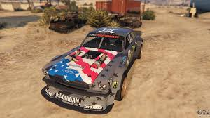 off road mustang ford mustang rtr hoonicorn v2 1965 for gta 5