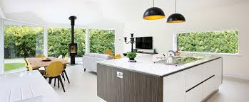 kitchen showroom modern kitchens warwickshire cotwolds bower