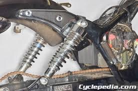 honda shadow 750 service manual vt750dc spirit 2001 2007 cyclepedia