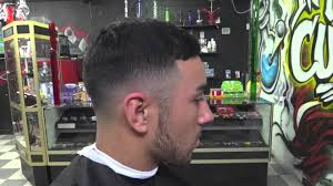 low fade haircut new how to cut hair fade youtube