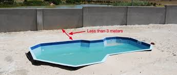 jhb u2013 swimming pools boundary lines and plans