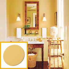 Create A British ColonialStyle Powder Room British Colonial - Gold wall color living room