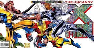 the uncanny x men 325 marvel comics comicbookrealm com