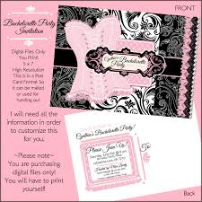 21 bachelorette party invite wording ideas brandongaille