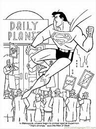 superhero printable coloring pages kids coloring