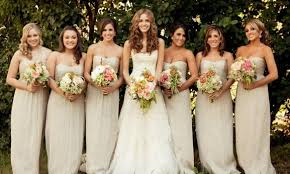 bridesmaid dress colors thoughts on ivory bridesmaids dresses weddingbee
