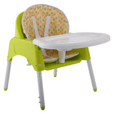 Baby Nursing Chair 3 In 1 Convertible Baby High Chair Feeding Seat High Chairs