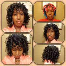 black rod hairstyles for 2015 flexi rod set by just grow already blog naturally loving my